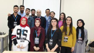 """Aytaç Mestçi, İnönü Üniversitesinde Düzenlenen """"Reklam Arası"""" Etkinliğine Katıldı"""