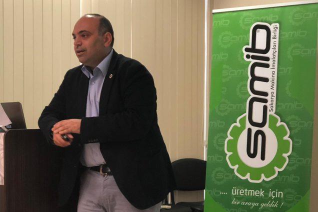 MarkeFront, SAMİB Üyelerine Sosyal Medya Pazarlama Eğitimi Verdi